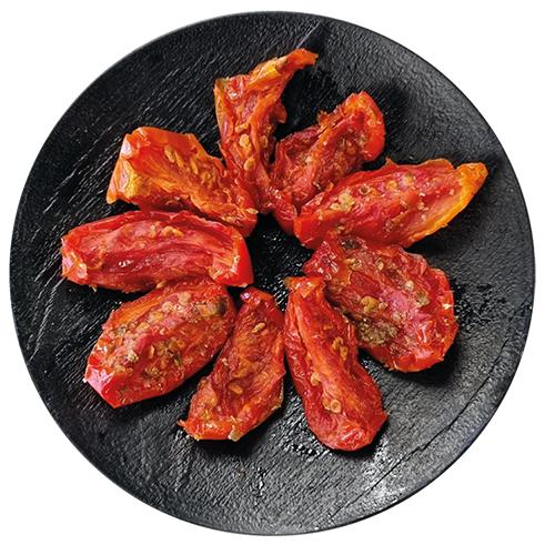 Tomates semi-séchées surgelées Patrigel