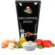 sauce mascarpone tomate oignon huile d'olive