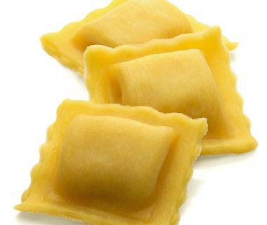 pâte ravioli surgelée