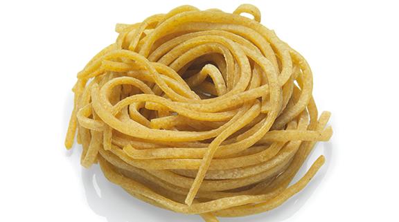 spaghetti blé complet surgelé