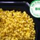 maïs bio surgelé