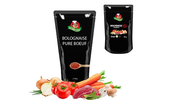 sauce bolognaise pure boeuf