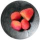 fraise surgelée