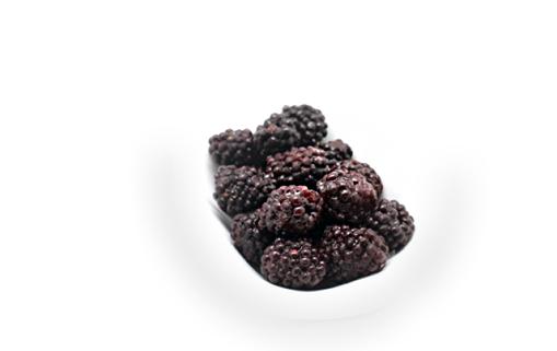 fruit surgelé mure