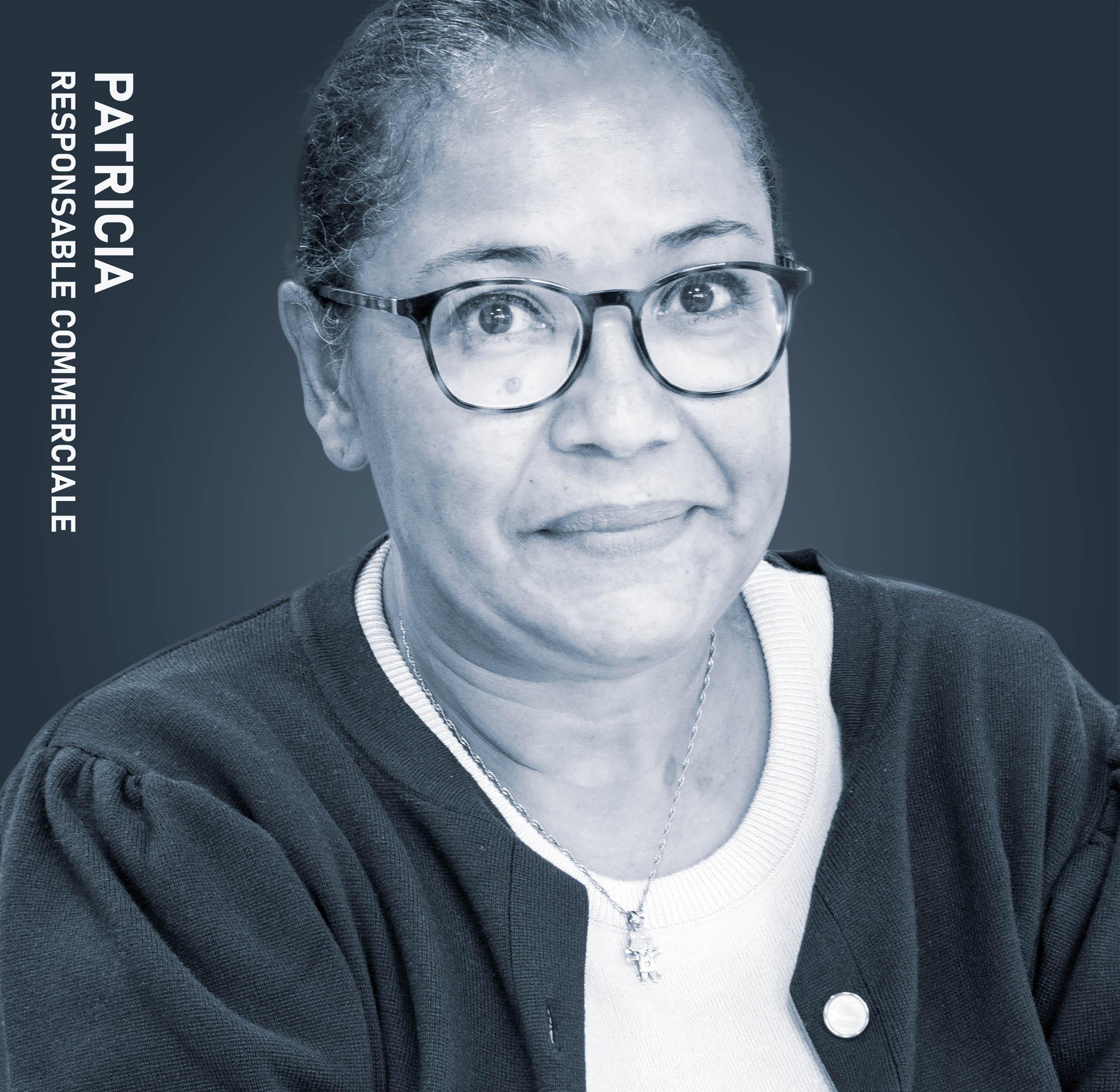 Patricia, Responsable Commerciale