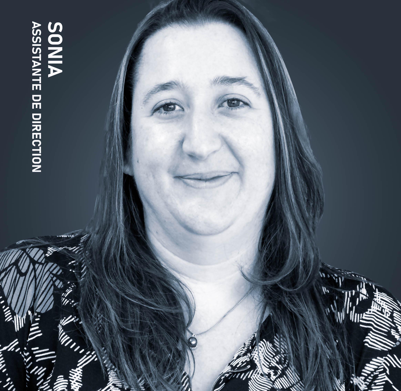 Sonia, Assistante de direction