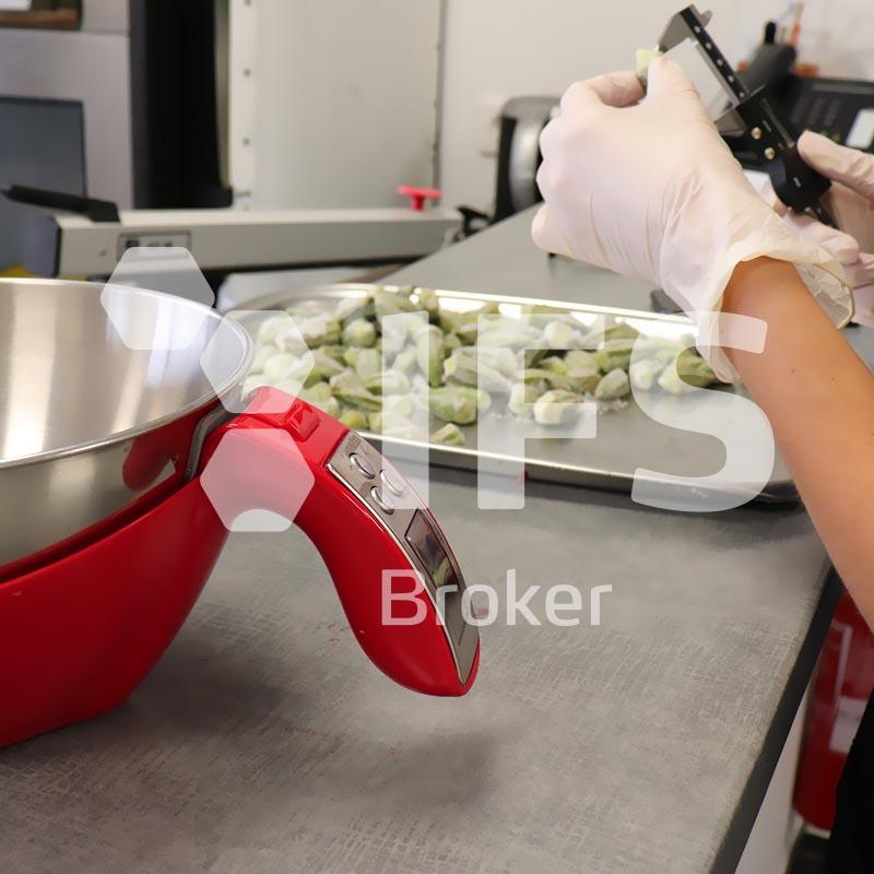 Controle qualité ifs broker